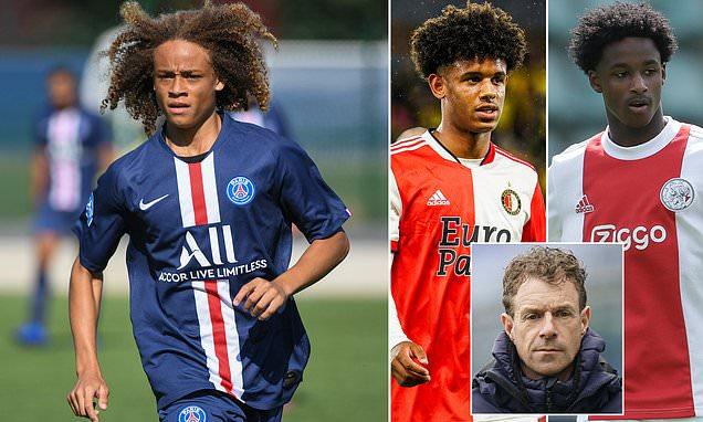 PSG star Simons among five players sent home from Holland's U19 camp