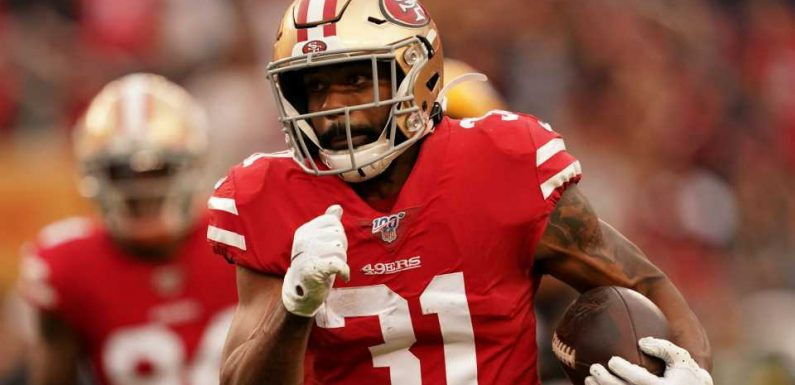 Raheem Mostert injury update: 49ers running back exits vs. Lions with knee injury
