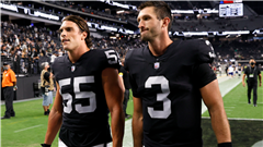 Raiders waive linebacker Tanner Muse, then wish him a happy birthday