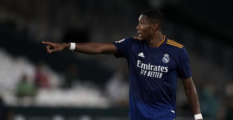 Real Madrid want to repeat David Alaba transfer trick with move for Chelsea star