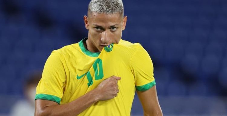 Richarlison mocks Argentina with cheeky message after farcical postponement