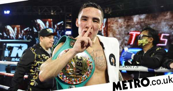 Ricky Hatton: Oscar Valdez situation is madness, boxing's reputation is at risk