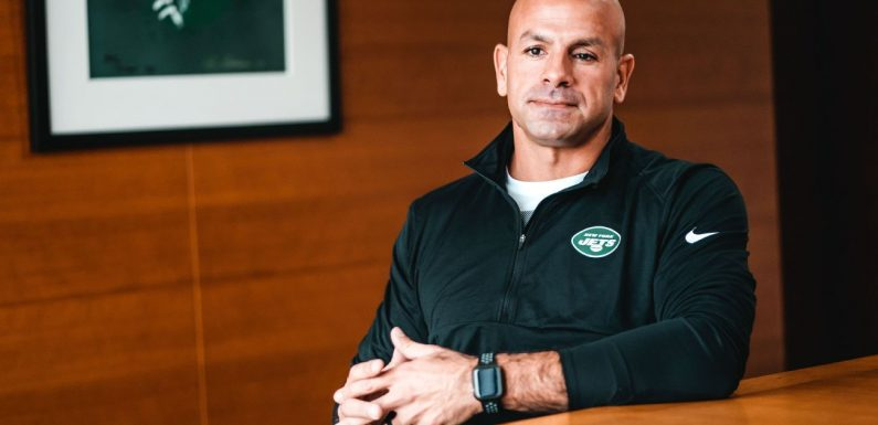 Robert Saleh's journey to the New York Jets began with 9/11 epiphany