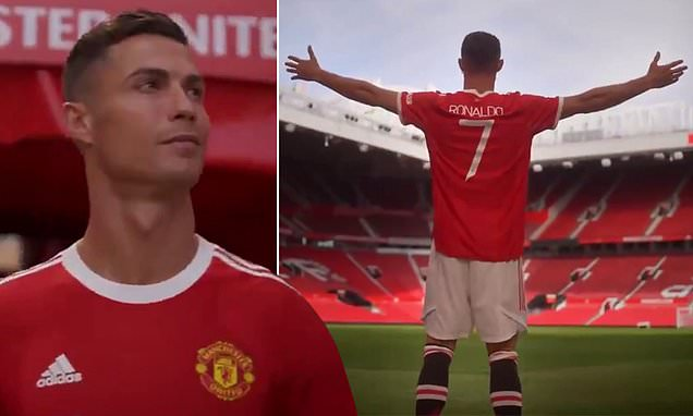 Ronaldo insists he's not at United for a holiday on Old Trafford visit