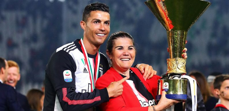 Ronaldo's mum set to miss second Man Utd debut after being banned from games