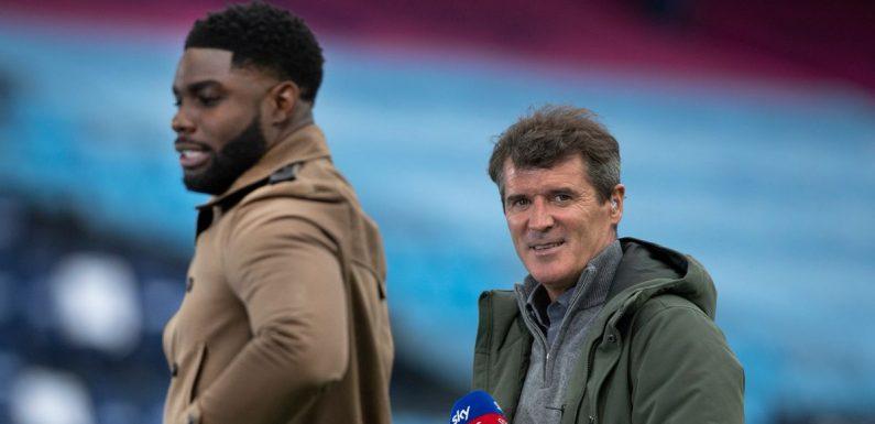 Roy Keane beats Gary Lineker to be crowned UK's favourite football pundit