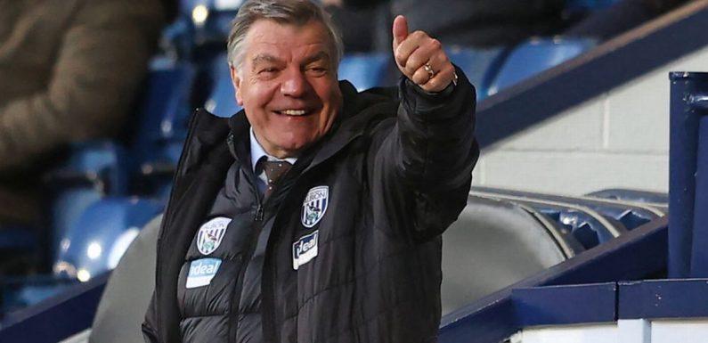 "Sam Allardyce ""would undoubtedly do a better job than Mikel Arteta"" at Arsenal"
