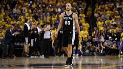 San Antonio legend Manu Ginobili joins Spurs front office role focused on player development