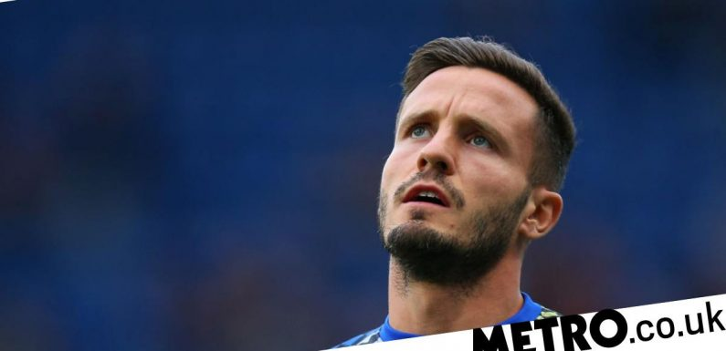 Saul Niguez reacts to Thomas Tuchel replacing him at half-time on Chelsea debut