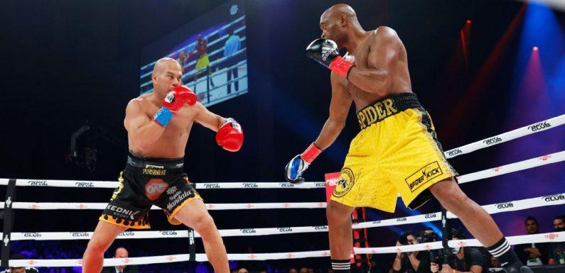 Silva demolishes Ortiz with brutal KO in 1st round