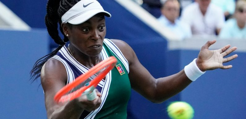 Sloane Stephens reveals she suffered online abuse after her US Open exit