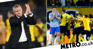 Solskjaer defends tactics and back five switch in Man Utd's loss to Young Boys