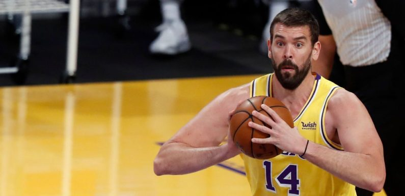 Sources: Grizz to get, cut Gasol after Lakers deal