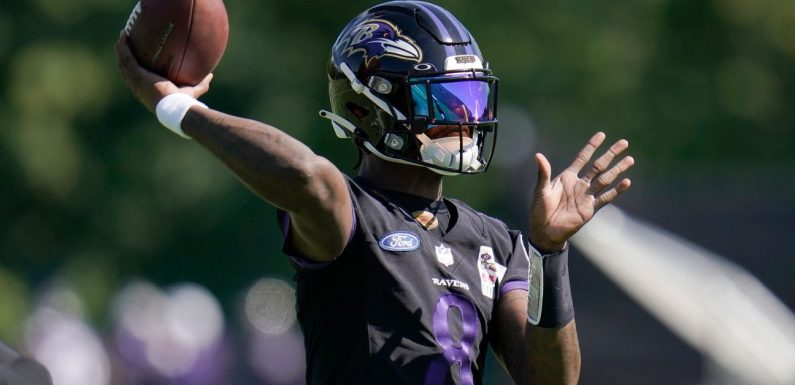 Sources: Jackson focused on football over deal