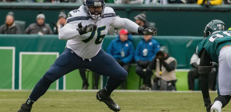 Sources: Seahawks rework LT Brown's contract