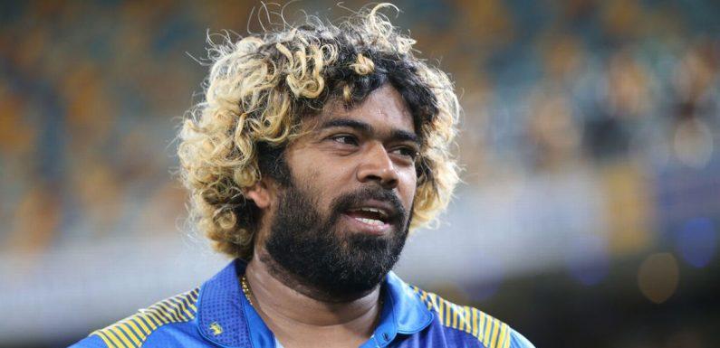 Sri Lanka legend Malinga announces retirement from cricket with emotional video