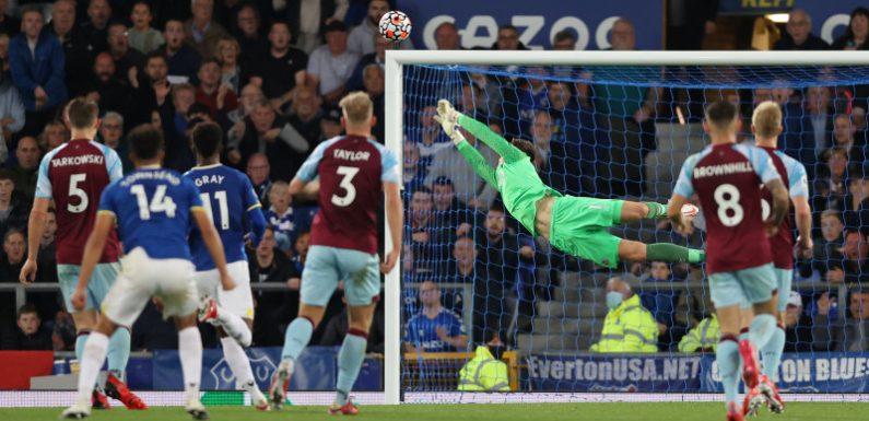 Strike of the season contender headlines Everton's EPL goal rush