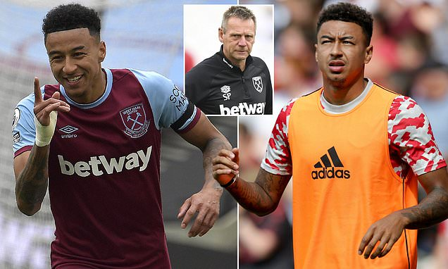 Stuart Pearce insists Jesse Lingard is 'too good' to be fringe player