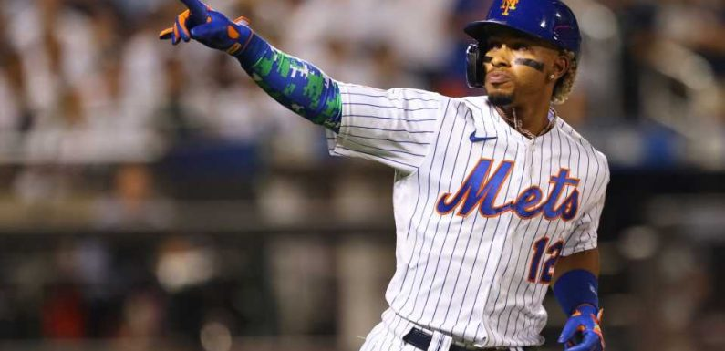 Subway Series ends with Mets, Yankees clearing benches, Francisco Lindor making Mets history