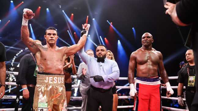 The future or just a fad? After Holyfield-Belfort, what's in the cards for novelty boxing?