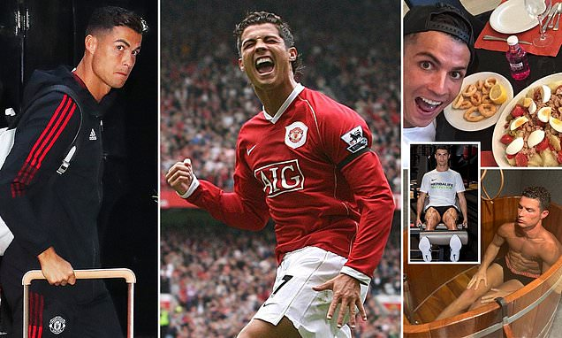 The making of megastar Ronaldo ahead of Man United return