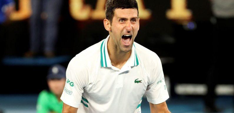 The mind-boggling numbers behind Novak Djokovics pursuit of a Grand Slam