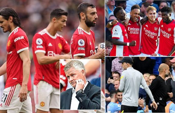 The ten THINGS WE LEARNED from the Premier League weekend