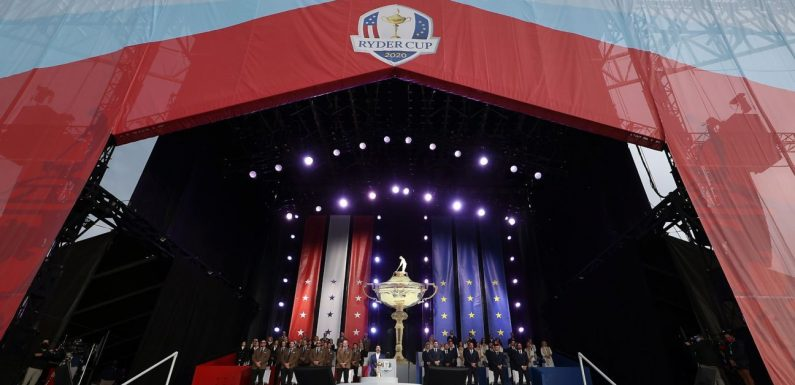 Thomas, Spieth to open Ryder Cup for Team USA