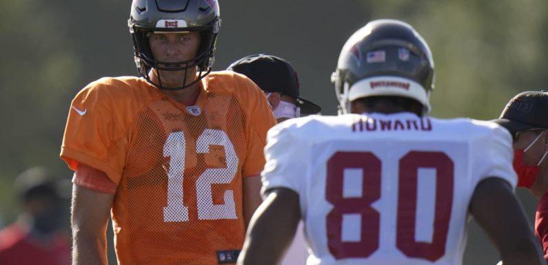 Tom Brady: Bucs TE O.J. Howard 'prepared to have a great season'