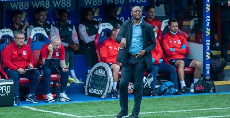 Tottenham fans mocked with cheeky Patrick Vieira chant in Crystal Palace humbling