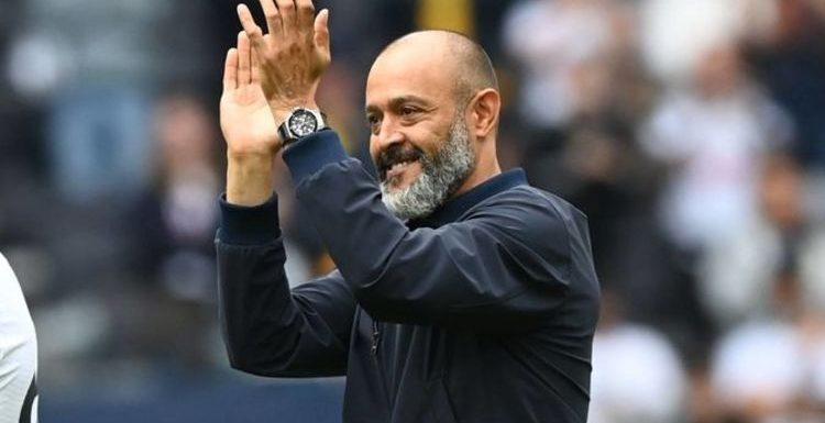 Tottenham team news: Expected line-up vs Crystal Palace as Nuno faces selection headache