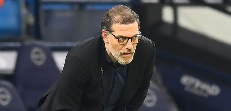 Truth behind Slaven Bilic's controversial West Brom sacking after Man City drew