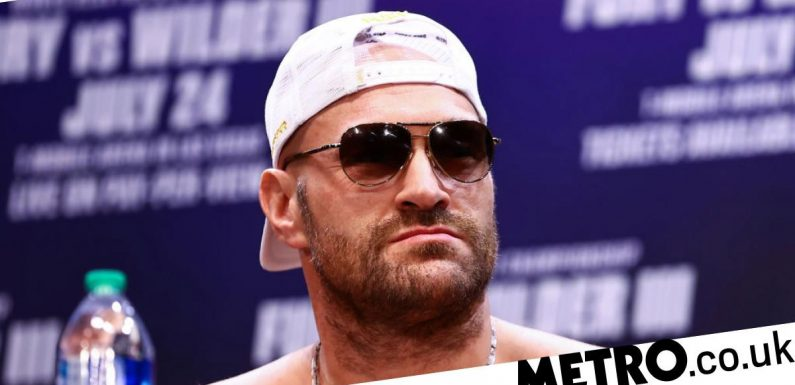 Tyson Fury reveals how much rejecting Deontay Wilder fight would have cost him