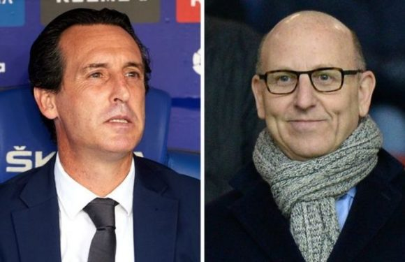 Unai Emery issues message to Man Utd owner Joel Glazer over 'negative results'