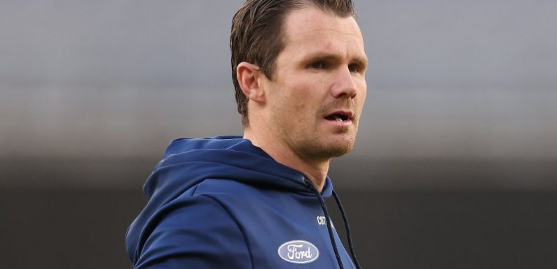 Vaccination is the way forward: Patrick Dangerfield