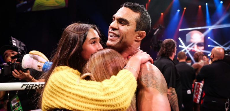 Vitor Belfort makes $30m fight offer to Jake Paul after Evander Holyfield win