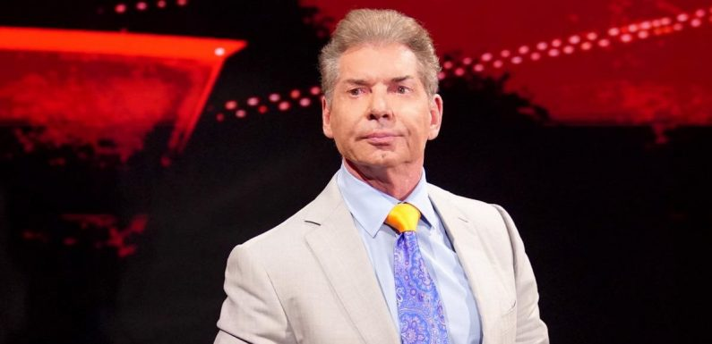 WWE star admits he deliberately peed himself in order to impress Vince McMahon