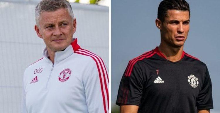 Wayne Rooney has piled pressure on Man Utd boss Solskjaer with Cristiano Ronaldo claim