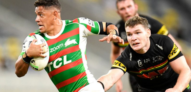Wayne does it again as Souths march on