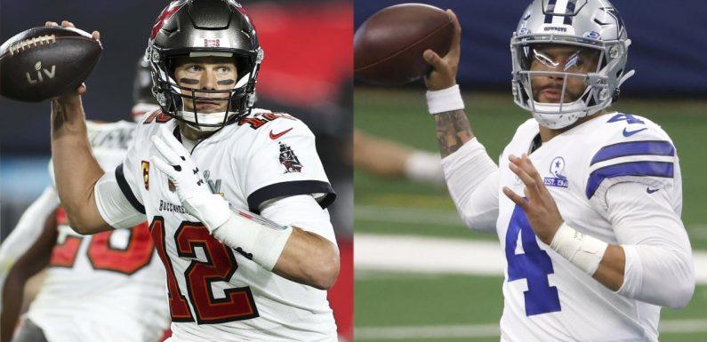 Week 1 NFL game picks: Buccaneers top Cowboys; Bills start 1-0