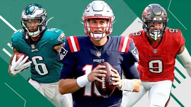 Week 2 NFL Power Rankings: 1-32 poll, plus which rookies made the best first impression