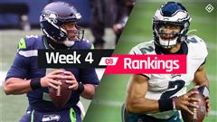 Week 4 Fantasy QB Rankings