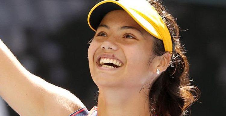 What Tim Henman told Emma Raducanu during US Open quarter-final win – 'Brilliant coaching'
