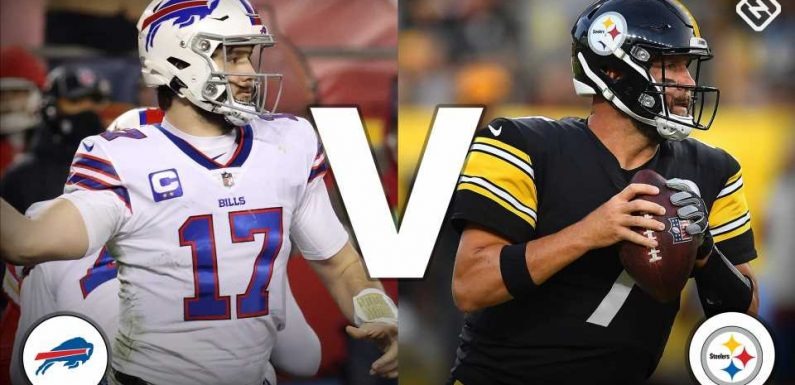 What channel is Bills vs. Steelers on today? Time, TV schedule for NFL Week 1 game