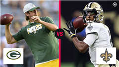 What channel is Packers vs. Saints on today? Time, TV schedule for Week 1 NFL game