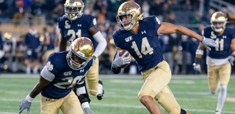 Who is going to stream Notre Dame home opener on Peacock?