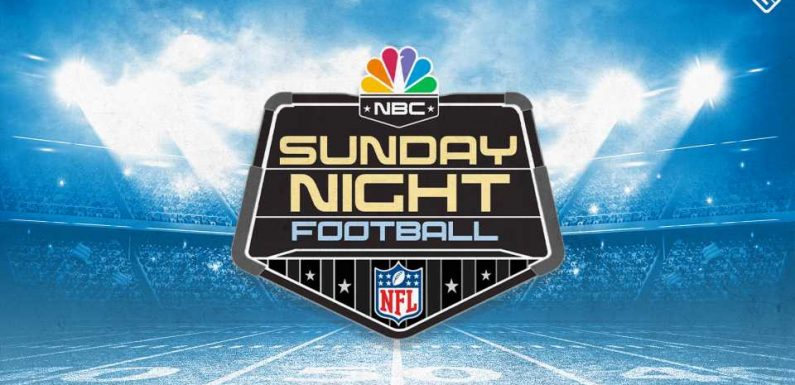 Who plays on 'Sunday Night Football' tonight? Time, TV channel, schedule for NFL Week 1