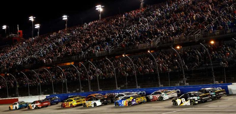 Who won the NASCAR race yesterday? Complete results from Sunday's playoff race at Darlington
