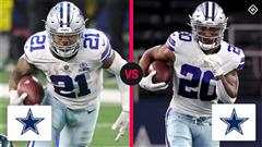 Why Cowboys Ezekiel Elliott has been splitting touches with Tony Pollard so far in 2021