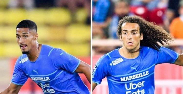William Saliba and Matteo Guendouzi continue making Arsenal transfer decision look foolish